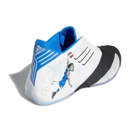 阿迪达斯FV6464 TMAC 1男子篮球鞋图3高清图片