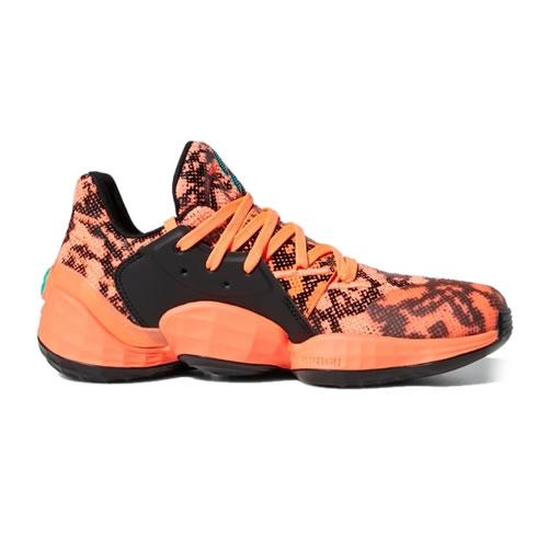 阿迪达斯FV4155 Harden Vol.4 GCA男子篮球鞋图2高清图片
