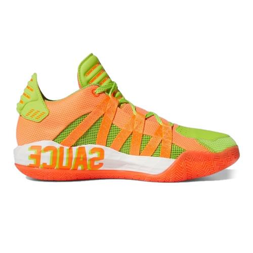 阿迪达斯FX3334 Dame 6 GCA McDonalds男子篮球鞋图2高清图片