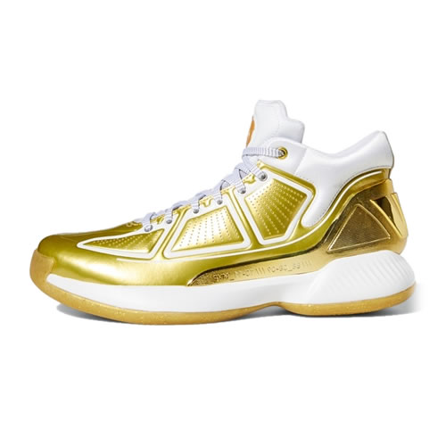 阿迪达斯FW9487 D Rose 10男子篮球鞋