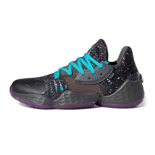 阿迪达斯EF9938 Harden Vol.4 GCA男子篮球鞋