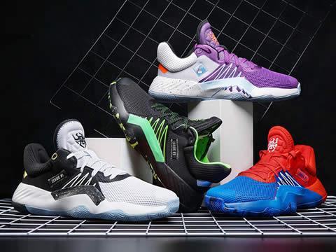 阿迪达斯D.O.N. Issue 1 GCA(米切尔1代)篮球鞋型号报价