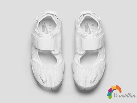 极简和速度兼具:Nike Air Rift赤足回归