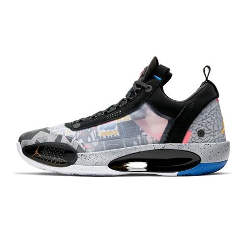 AIR JORDAN CU3475 XXXIV LOW PF AJ34男子篮球鞋