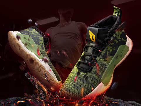 阿迪达斯Dame 5(利拉德5)篮球鞋型号报价(最新版)