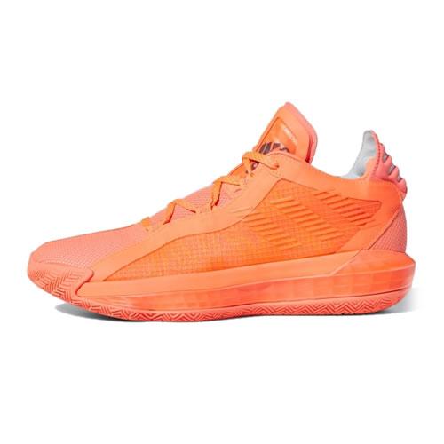 阿迪达斯FX2040 Dame 6男子篮球鞋