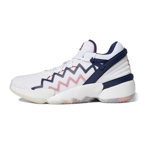 阿迪达斯FY0872 D.O.N. Issue 2 GCA男子篮球鞋