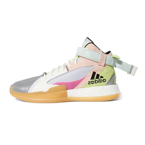 阿迪达斯EG6876 Posterize男子篮球鞋