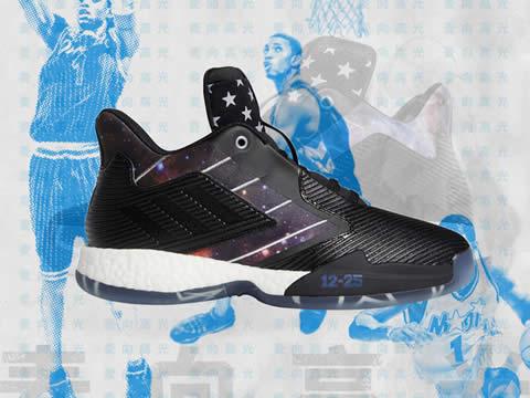 阿迪达斯TMAC Millennium 2篮球鞋型号报价(最新版)