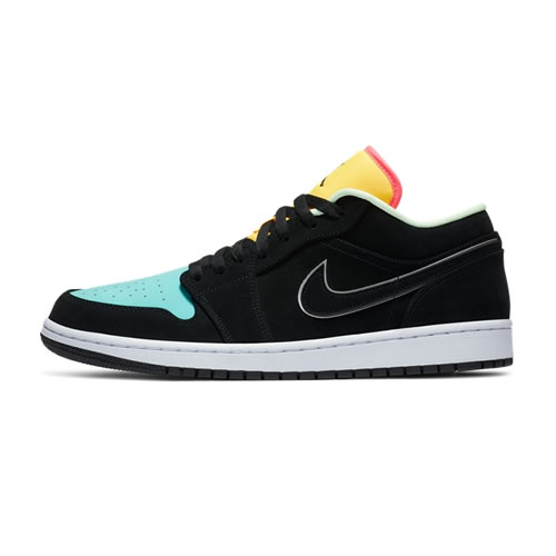 AIR JORDAN 1 LOW SE AJ1(CK3022)男子运动鞋