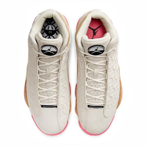 AIR JORDAN 13 RETRO CNY AJ13(CW4409)男子运动鞋图4高清图片