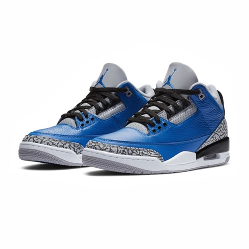 AIR JORDAN 3 RETRO AJ3(CT8532)男子运动鞋图6