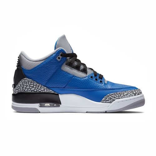 AIR JORDAN 3 RETRO AJ3(CT8532)男子运动鞋图2