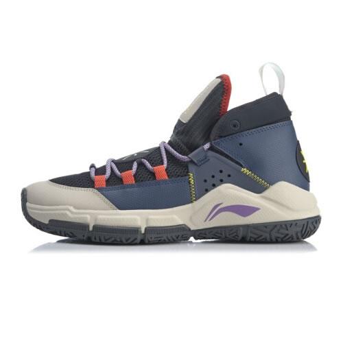 李宁ABPQ015韦德全天5男子篮球鞋