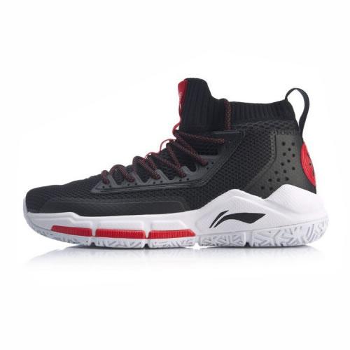 李宁ABAP027裂变5男子篮球鞋图5