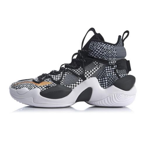 李宁ABAQ011空袭6 Premium男子篮球鞋