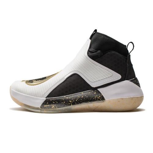 李宁ABAN025驭帅12男子篮球鞋