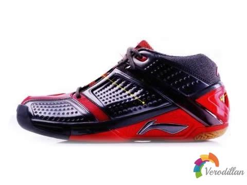 李宁AYAG011末日HERO羽毛球鞋,灵感源自顶级跑车