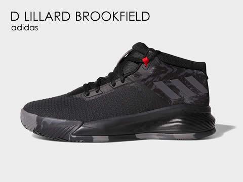 阿迪达斯D LILLARD BROOKFIELD篮球鞋型号报价