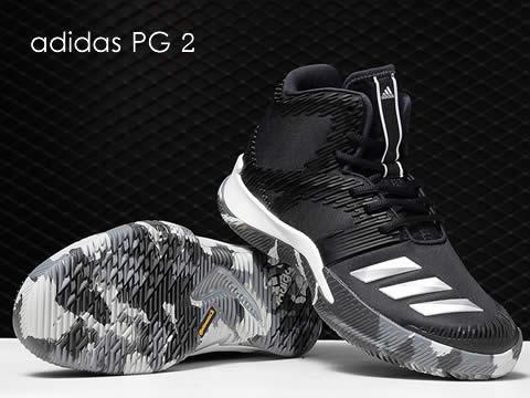 阿迪达斯PG 2篮球鞋型号价格(全部配色)