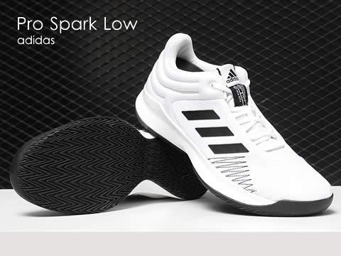 阿迪达斯Pro Spark Low篮球鞋型号报价(最新版)