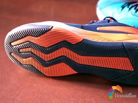 脚感舒适:Puma Uproar篮球鞋实穿测评图2