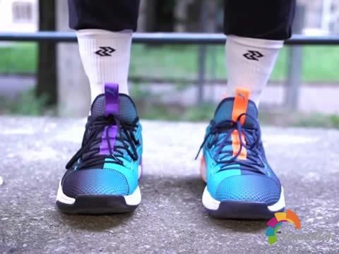 脚感舒适:Puma Uproar篮球鞋实穿测评图3