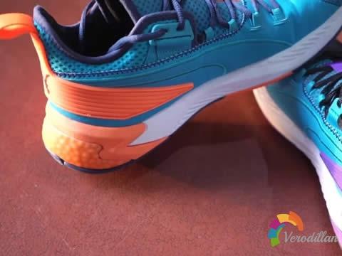 脚感舒适:Puma Uproar篮球鞋实穿测评图4