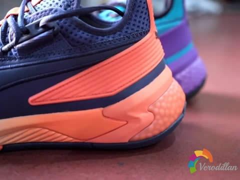 脚感舒适:Puma Uproar篮球鞋实穿测评图6