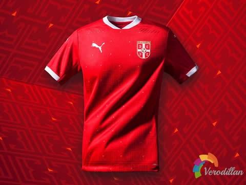 塞尔维亚国家队联手彪马发布2020全新主客场球衣