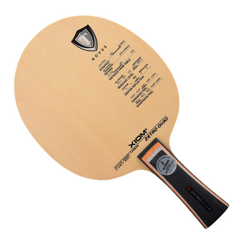 骄猛杰拓碳皇ZETRO QUAD乒乓球底板
