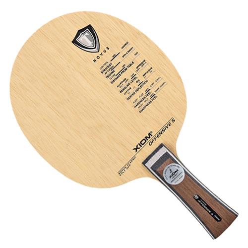 骄猛OFFENSIVE S(攻击煞)乒乓球底板