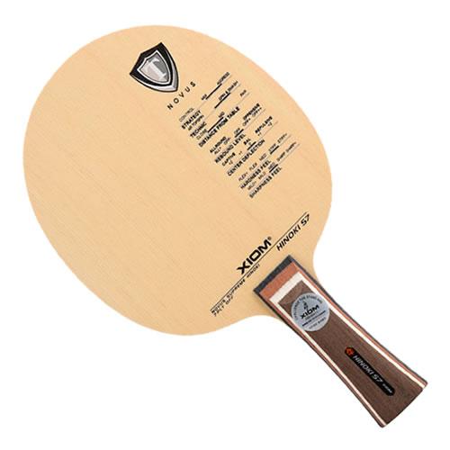 骄猛HINOKI S7(桧煞)乒乓球底板