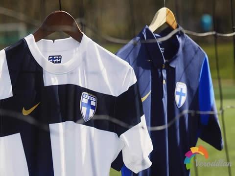 [细节解码]芬兰国家队2020/21年主客场球衣