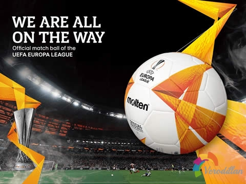 2020/21赛季欧联杯官方比赛球细节解码