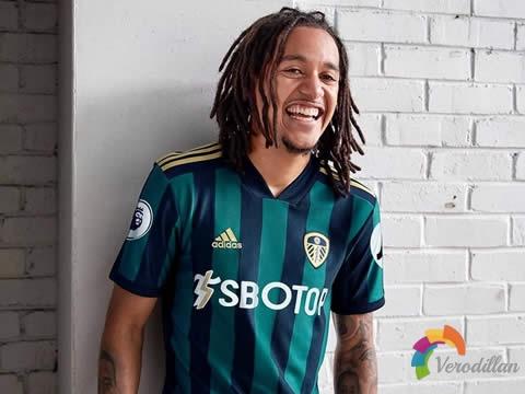 全新演绎:利兹联2020/21赛季客场球衣