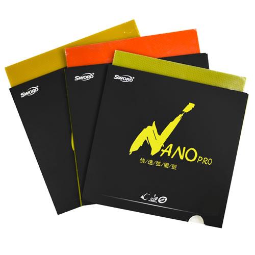 世奥得NANO PRO乒乓球套胶高清图片