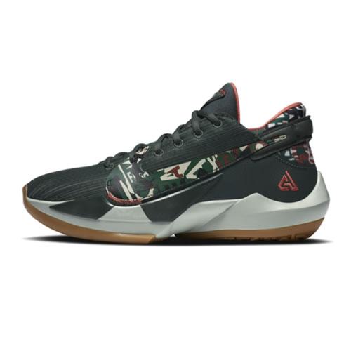 耐克DC9854 ZOOM FREAK 2 EP男子篮球鞋