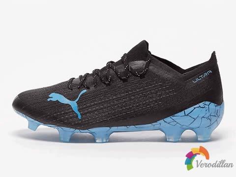 PUMA Manchester City Pack足球鞋套装,以曼城球衣为灵感