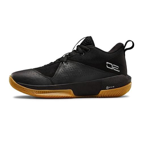 安德玛3023917 SC 3ZER0 IV男女篮球鞋