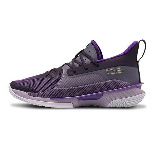 安德玛3023595 Curry 7 IWD男子篮球鞋