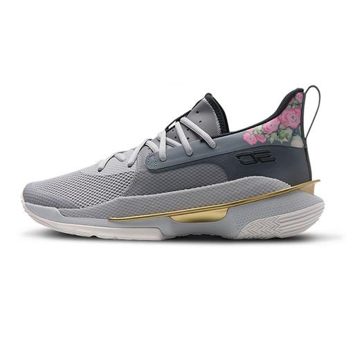 安德玛3021258 Curry 7(库里7代)男子篮球鞋