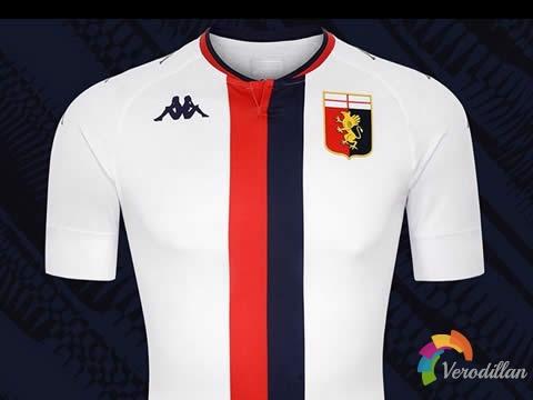 热那亚2020/21赛季客场球衣迎来官宣