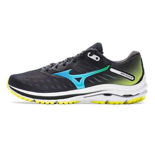 美津浓J1GC200818 WAVE RIDER 24男女跑步鞋
