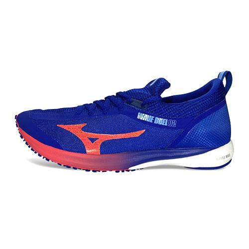 美津浓U1GD206062 WAVE DUEL 2男子跑步鞋