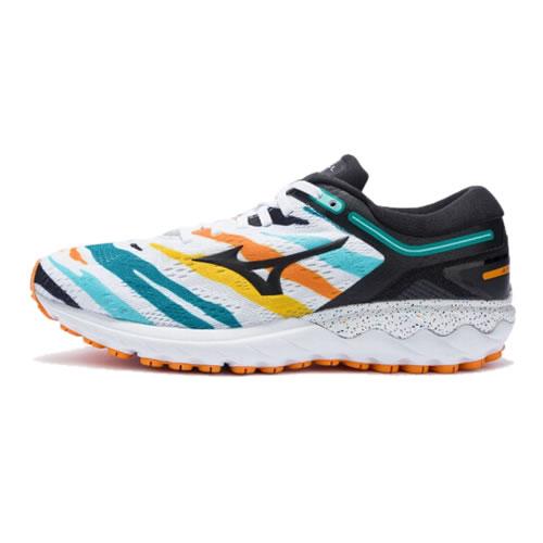 美津浓J1GC206209 WAVE SKYRISE男女跑步鞋