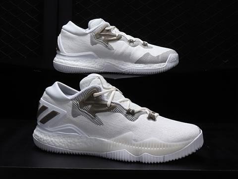 [测评]Adidas Crazylight Boost 2018,一双稳重不浮躁的后卫鞋款