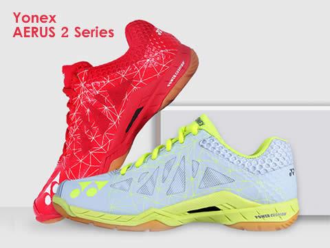 尤尼克斯AERUS 2系列羽毛球鞋型号报价(最新版)