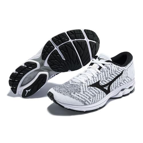 美津浓J1GC182911 WAVEKNIT R2男子跑步鞋图4高清图片