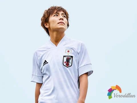 [球衣近赏]日本国家队2020年客场球衣